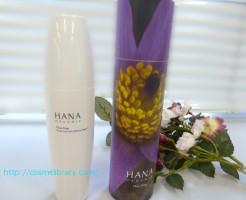 HANAオーガニック化粧水フローラルドロップ