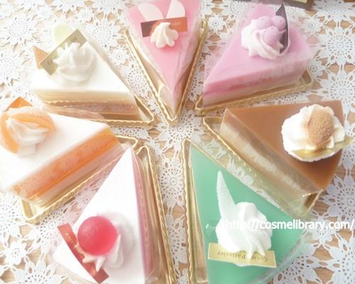 コスメパティシエケーキ石鹸