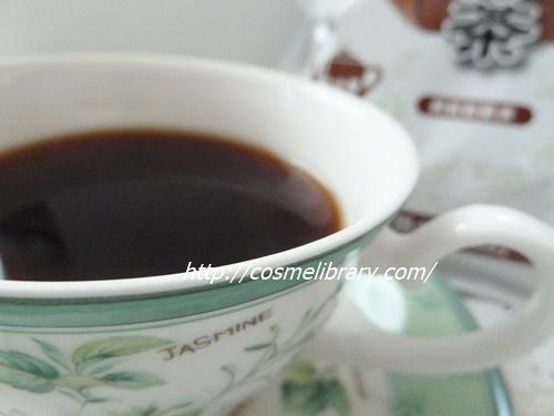 ティーライフのダイエットプーアル茶
