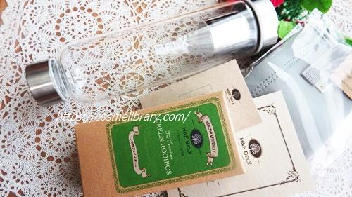 H&F_BELX タンブラー付きお茶1個セット